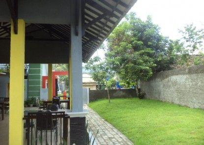 Borobudur Village Inn Teras