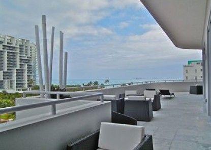 Boulan South Beach Teras