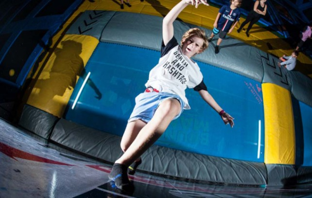 Bounce Trampoline Centre Admission Ticket