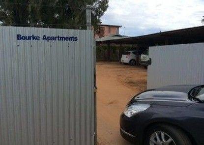 Bourke Apartments