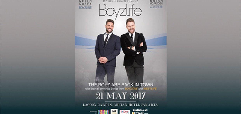 Boyzlife Live Concert In Jakarta 2017