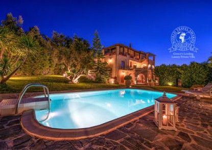 Bozonos Luxury Villa