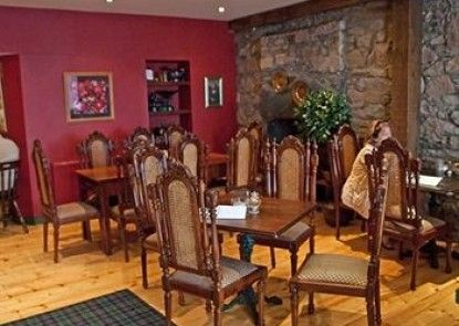 Brambles Restaurant with Rooms Teras