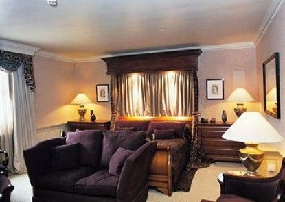 Brandshatch Place Hotel & Spa Teras