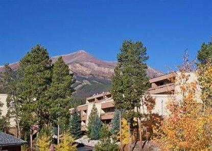 Breckenridge Resort Managers Teras