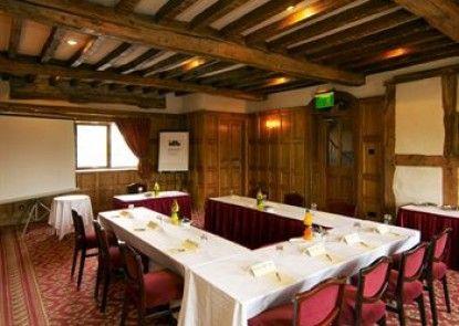 Bredbury Hall Hotel & Country Club Teras