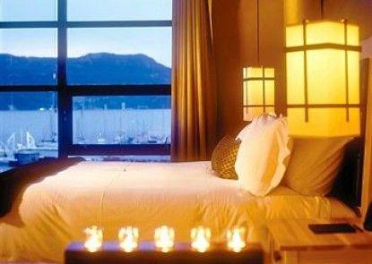 Brentwood Bay Resort & Spa Teras