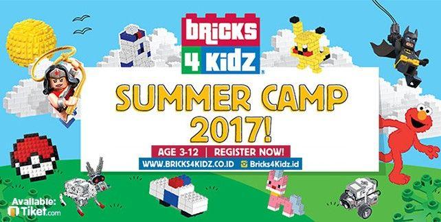 Bricks 4 Kidz Summer Camp Kemang Jakarta 2017