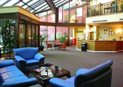 Britannia Hotel Wigan Teras