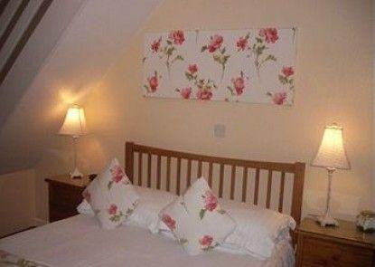 Broadlands Guest House Teras