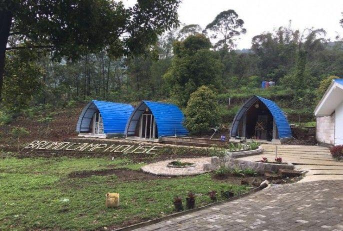 Bromo Camp House, Probolinggo