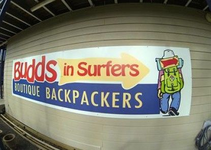 Budds in Surfers