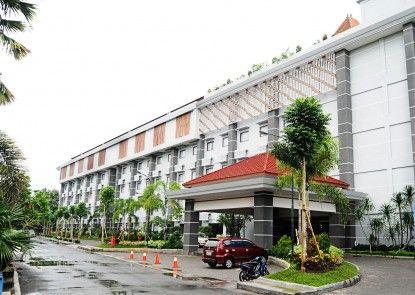 Lorin D Wangsa Solo Hotel Eksterior
