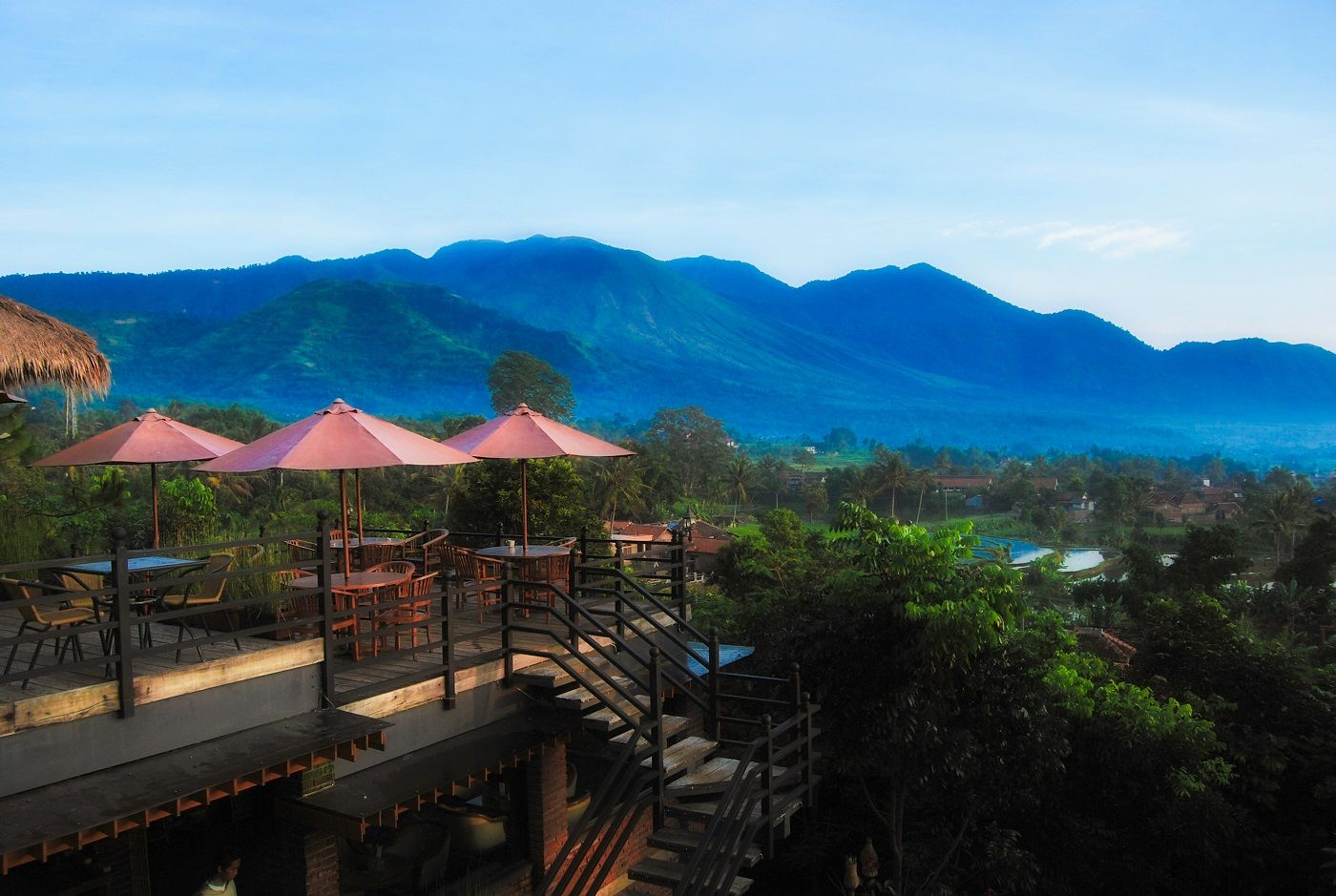Bukit Alamanda Resort and Resto, Garut