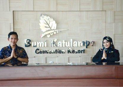 Bumi Katulampa Convention Resort Teras