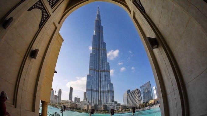 harga tiket Burj Khalifa At the Top (Level 124 and 125) + Dubai Aquarium E-voucher