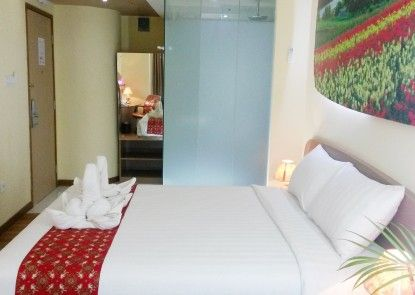 Business Hotel Tomang Kamar Tamu