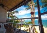 Pesan Kamar Bungalow Keluarga, 2 Tempat Tidur Double di By Beach Resort