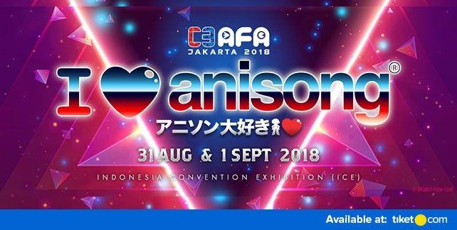 C3 AFA 2018 - Jakarta