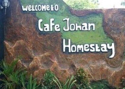 Café Johan Home Stay Senggigi Teras
