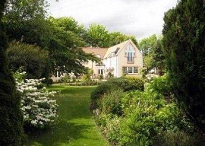 Cairnie Cottage B&B Teras