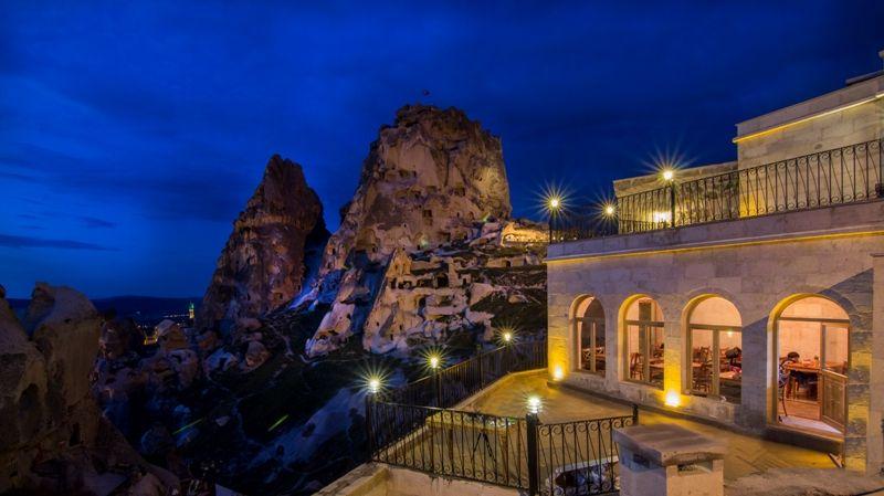 Cappadocia Caldera Cave Hotel, Merkez