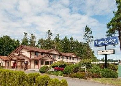 Campbell River Travelodge Teras