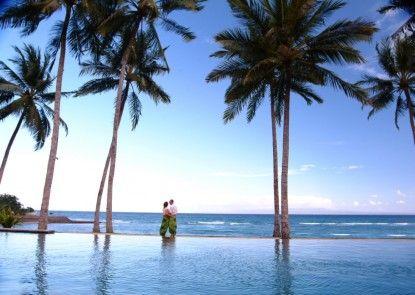 Candi Beach Resort and Spa Pemandangan