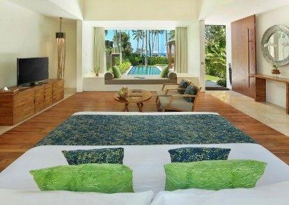 Candi Beach Resort and Spa Teras