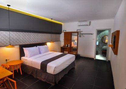 Candiview Hotel Semarang Kamar Tamu
