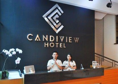 Candiview Hotel Semarang Lobby