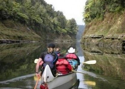 Canoe Safaris Lodge