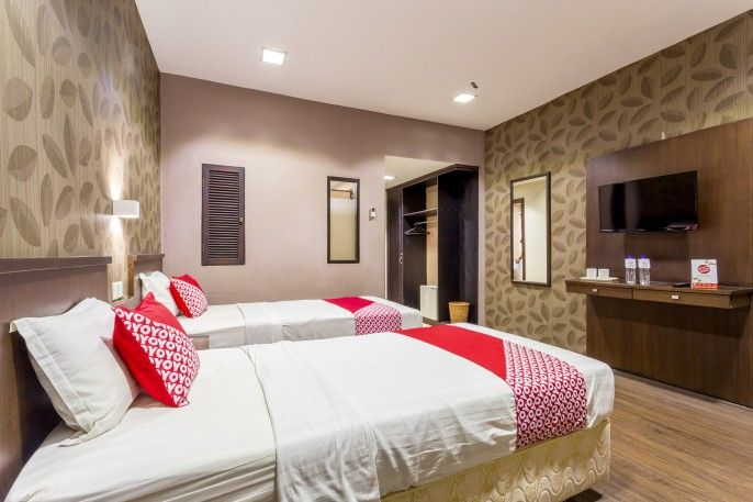 Capital O 769 City Hotel, Balikpapan