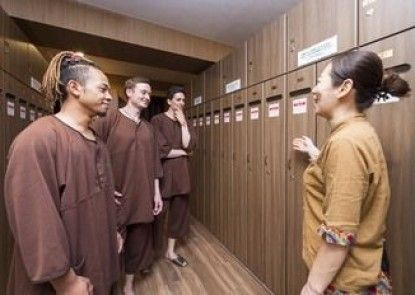 Capsule Hotel Anshin Oyado Ogikubo - Caters to Men