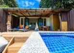 Pesan Kamar Pool Suite di Captain Hook Resort