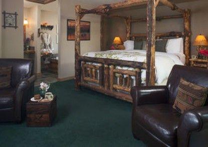 Carson Ridge Luxury Cabins