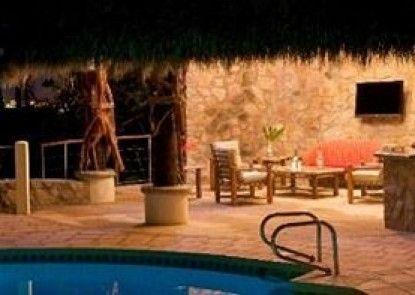 Casa de Las Palapas Private Estate Teras
