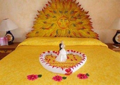 Casa Sun and Moon Teras