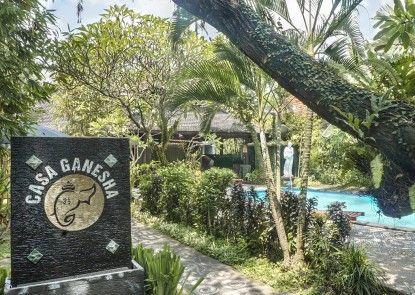 Casa Ganesha Hotel Ubud Taman