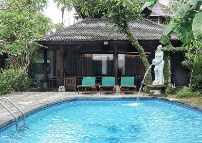 Casa Ganesha Hotel Ubud Kolam Renang