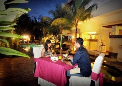 Marbella Villa & Hotel Seminyak Layanan Private Dining