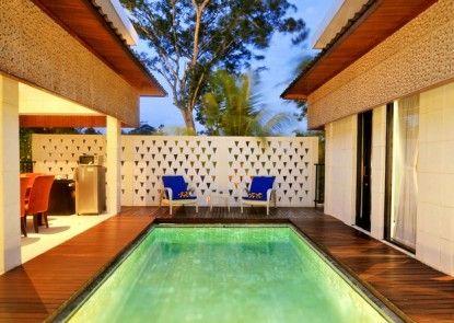 Marbella Villa & Hotel Seminyak Kolam Renang Pribadi