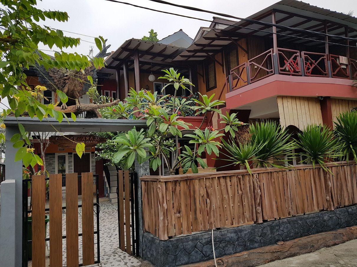 Cemara 38 Cottage Pulau Tidung, Kepulauan Seribu