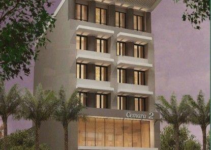 Cemara Hotel Eksterior