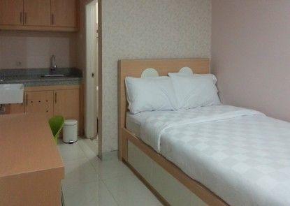 Cemara Residence Yogyakarta Kamar Tamu