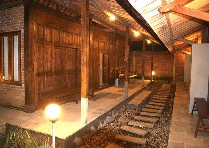 Cempaka Guest House Borobudur Teras