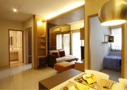 Centro City Service Apartment Kamar Tamu