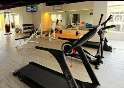 Centro City Service Apartment Ruangan Fitness