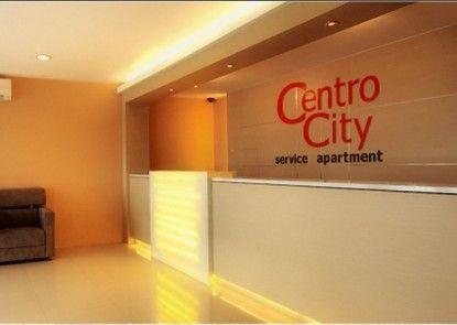 Centro City Service Apartment Lobby