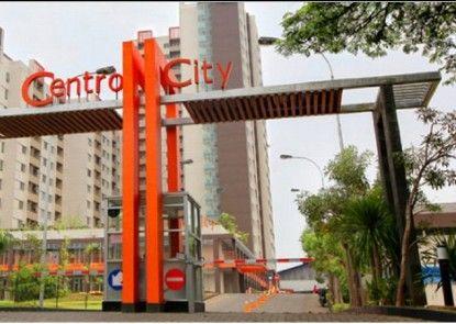 Centro City Service Apartment Pintu Masuk